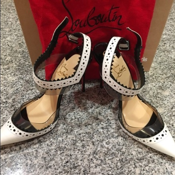 Christian Louboutin Spectator style shoes be999c1c96a9